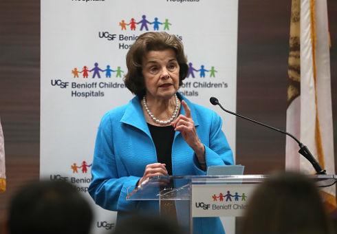 Sen. Dianne Feinstein / Getty Images