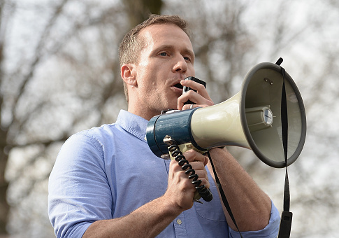 Missouri Governor Eric Greitens / Getty Images