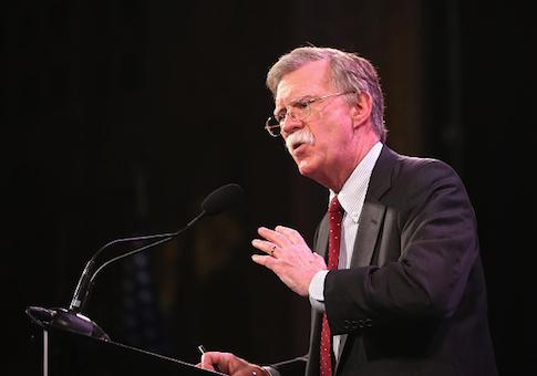 Former Ambassador to the United Nations John Bolton