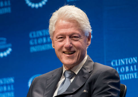 Former President Bill Clinton / Getty