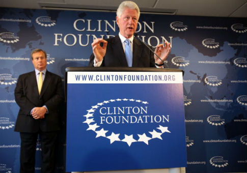 Clinton Foundation Hiring New Scheduling Associate for Bill Clinton