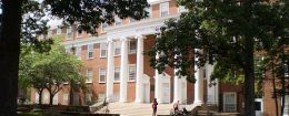 Tydings Hall at the University of Maryland