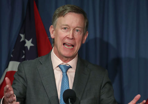 CO Gov Hickenlooper Sweeps Parole Review Under the Rug