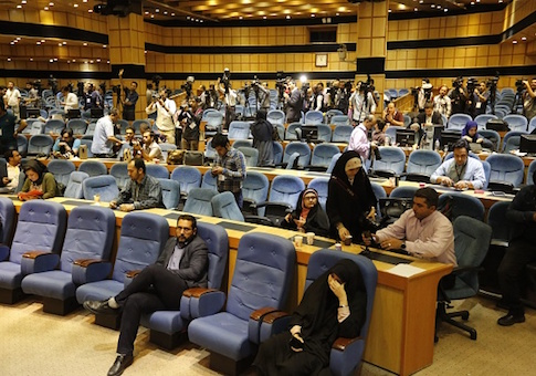 Iranian journalists