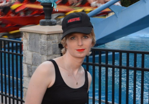 photo image Chelsea Manning Seeks Maryland U.S. Senate Seat: Election Filing