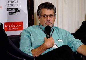 Glenn Simpson / Double Exposure: Investigative Film Festival and Symposium Facebook page