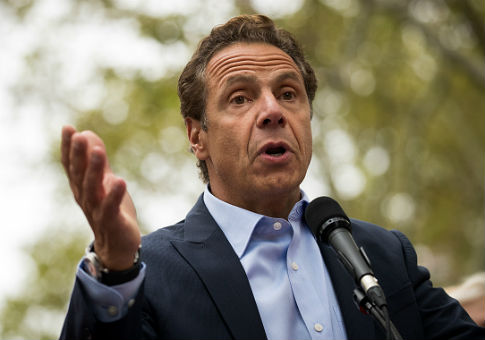 Andrew Cuomo/ Getty Images