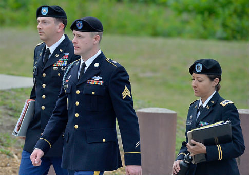 Bergdahl Pleads Guilty to Desertion and Misbehavior Before the Enemy