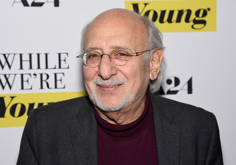"Peter Yarrow attends the ""While We're Young"" New York Premiere at Paris Theater on March 23, 2015 in New York City / Getty Images"