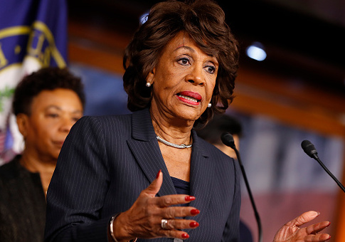 Rep. Maxine Waters / Getty Images