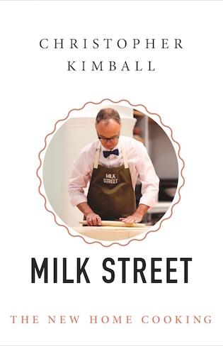 Milk Street cover