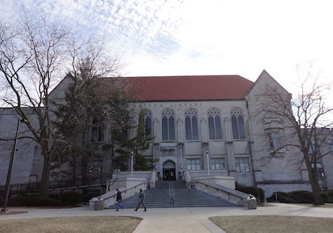 Watson Library at the University of Kansas