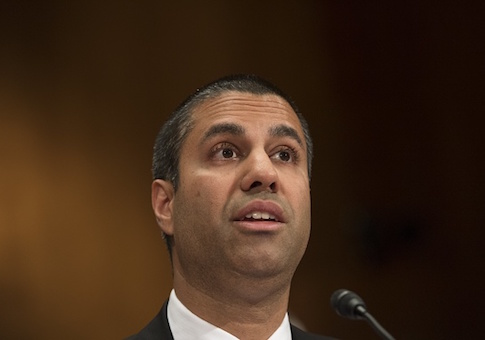 Chairman Ajit Pai of the Federal Communications Commission