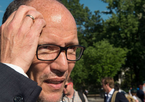 DNC chairman Tom Perez / Getty Images