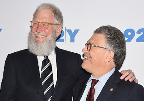 Franken Edited Out of PBS Letterman Tribute Special