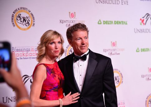 Rand Paul's Wife Rips Media for 'Hateful' Reporting on Husband's Injuries