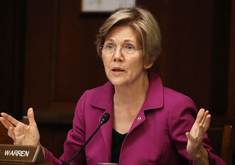Warren Backpedals After Twice Calling Democratic Primaries 'Rigged'
