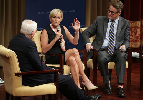 Brzezinski Skewers Bill Clinton: He Needs to 'Apologize for Being a Sexual Harasser'