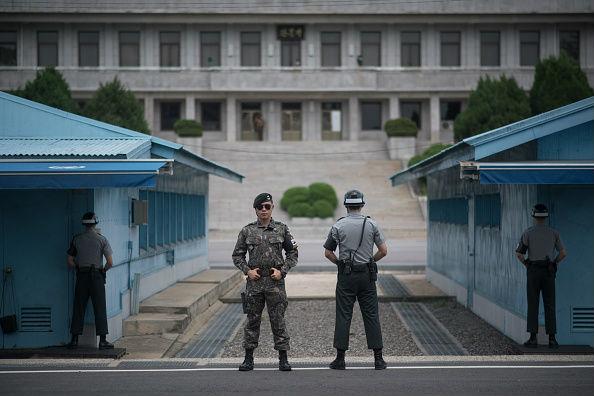North Korea Defected >> North Korean Troops Shoot Soldier Defecting to South Korea at DMZ