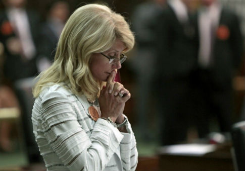 Wendy Davis Botches Gun Statistics, Argues Women Are 'Disproportionately the Victims'