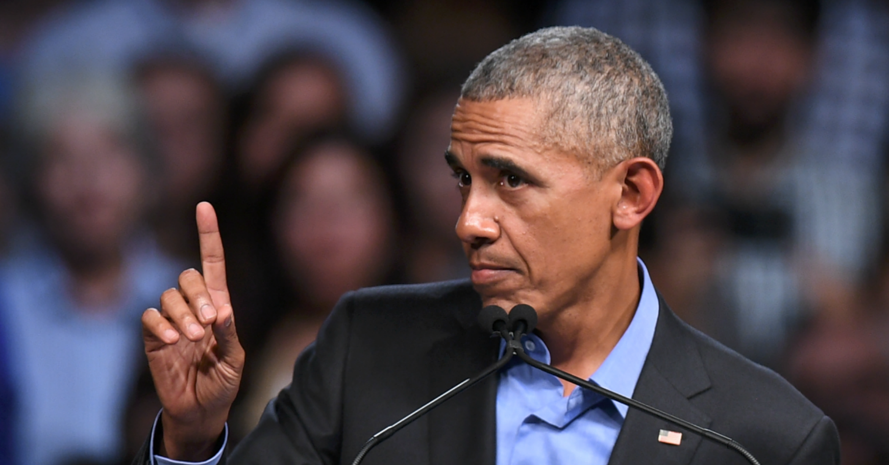 NY Times Reports Obama Only Told 18 Lies During His Entire Presidency