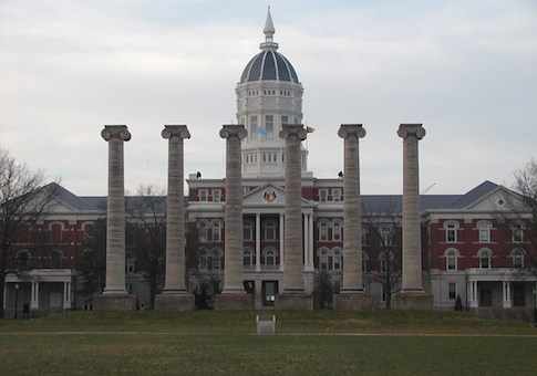 photo image Former Associate Dean Sues Mizzou