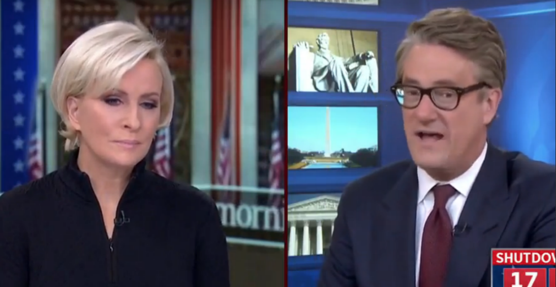 Scarborough Claims Putin Has Something 'Bad' He's Hanging Over Trump's Head