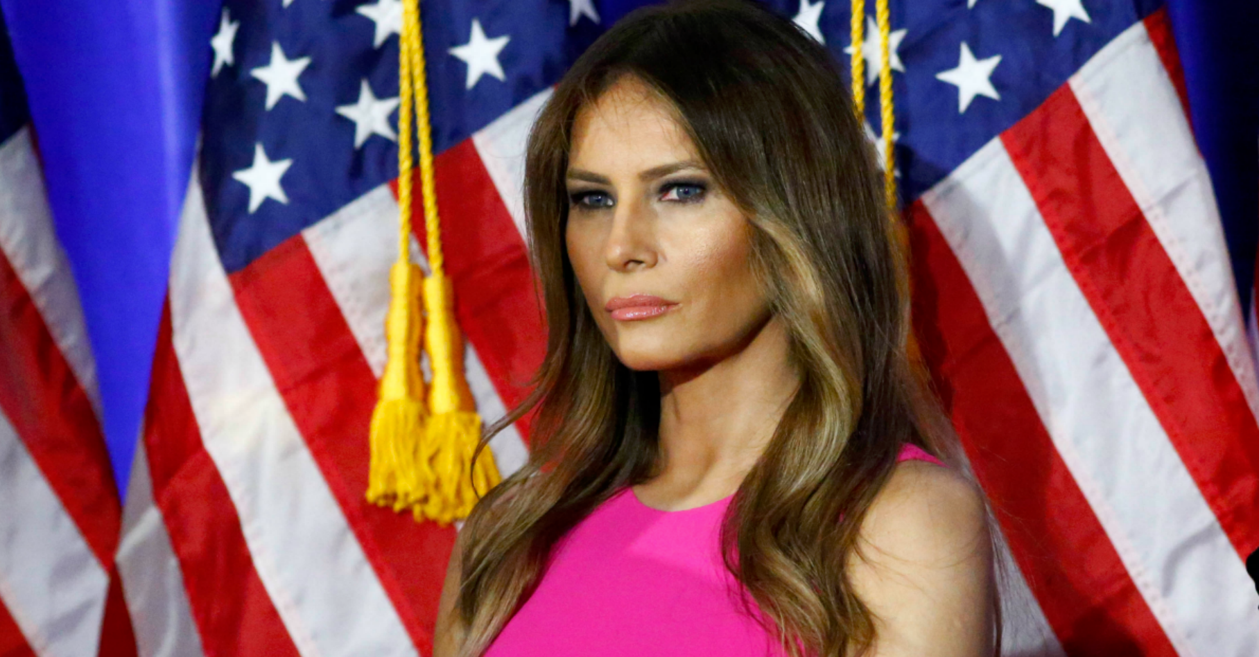 AP Says Melania Trump's Choice of Clothes