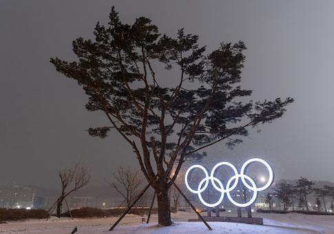 South Korea Olympics