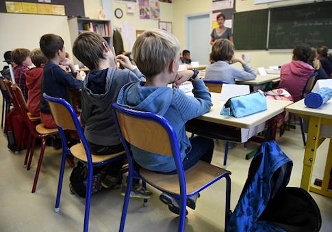 students classroom