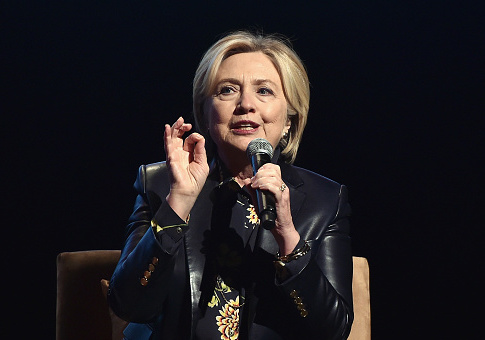 Hillary Clinton's Group Hauls in $1 Million Off Border 'Humanitarian Crisis'