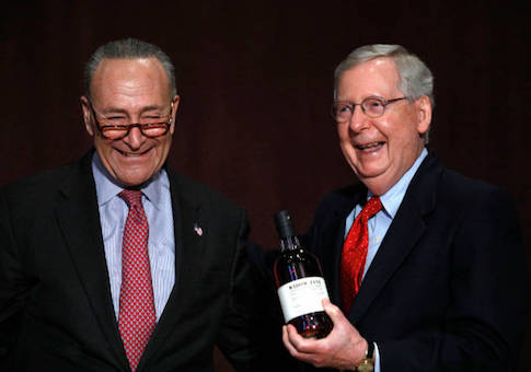 Congress Gives Itself A Bonus