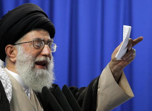 "Iranian Supreme Leader Ayatollah Ali Khamenei is calling on America to ""make guns illegal"" in light of deadly shootings that have taken place across the US."
