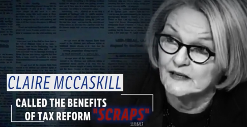 new americans for prosperity ads go after donnelly
