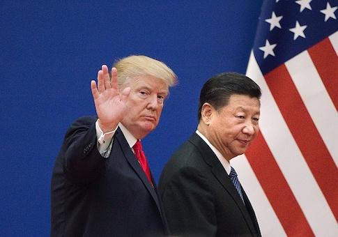 Xi Jinping Donald Trump