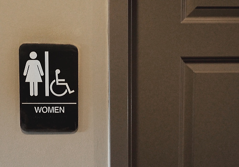 Male Colorado Democrat Has Penchant for Ladies' Bathroom. '