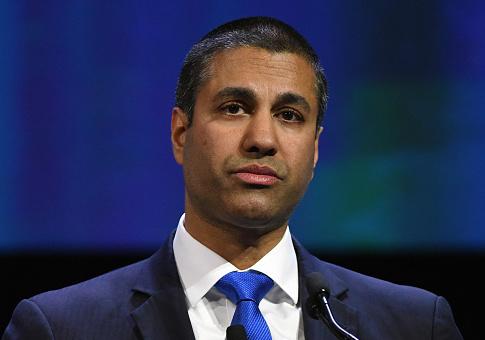 FCC Chairman Pai Tells Senate Democrats the Government Won't Be Investigating Private News Company