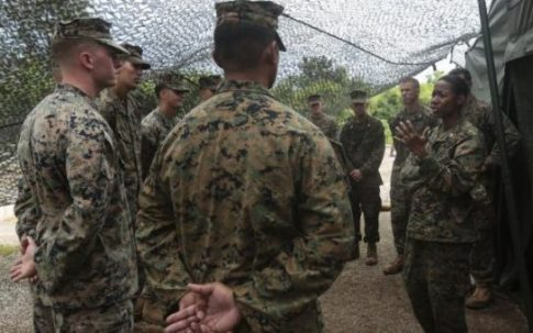 First Black Woman Nominated To Be Marine Corps Brigadier