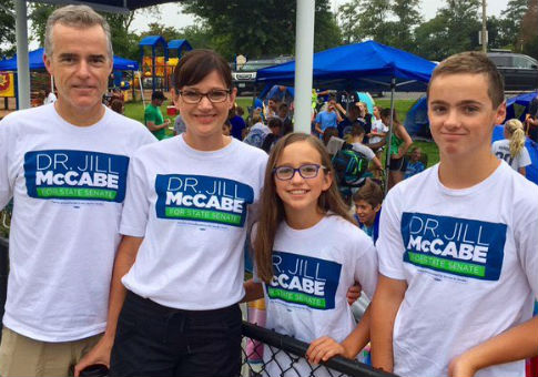 Andrew Mccabe S Wife Falsely Claims He Kept Himself
