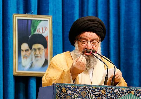 Iranian Ayatollah Ahmad Khatami
