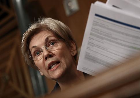 Elizabeth Warren's Indian Casino Bill Would Bail Out Malaysian Gambling Giant