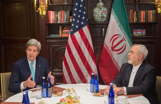 John Kerry Javad Zarif