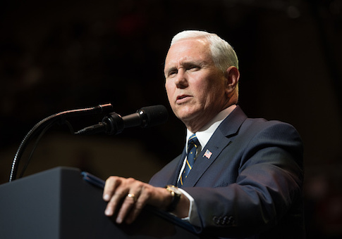 VP Pence: Trump Has 'Made History' With Opening of U.S ...