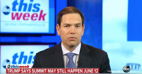 Rubio: Kim Jong Un 'Does Not Want to Denuclearize,' Destroying Facility Is 'a Show'