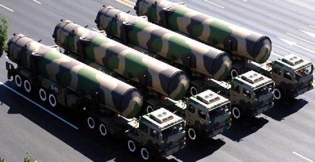 CSS-X-20 ICBM