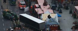 Germany Christmas market terror attack