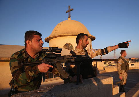 Christians in Iraq Are Hopeful, But Their Plight Continues