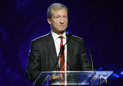Steyer: Maybe We Can Have a 'Nuclear War' to Provide a 'Real Cour...