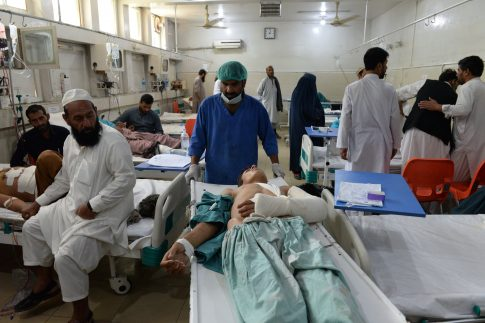 Suicide Bombing Kills Twelve in Afghanistan, Islamic State Claims Responsibility