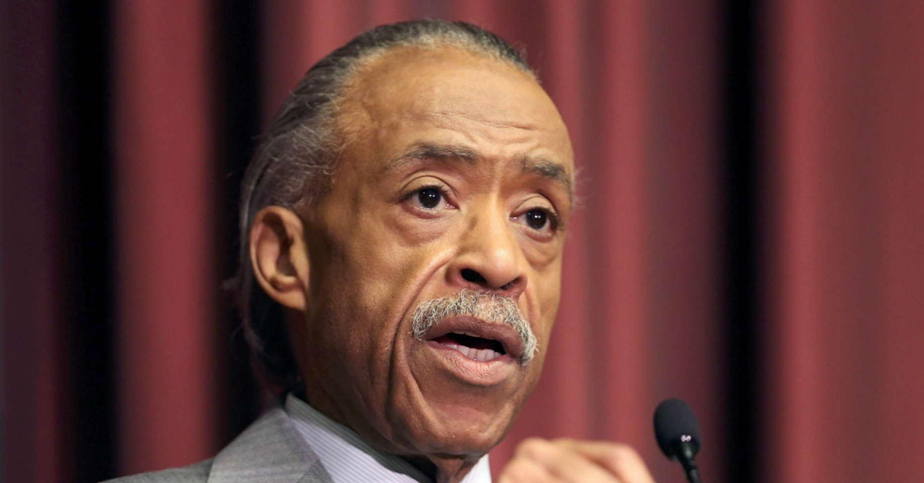 Al Sharpton Says He Not Ruling Out 2020 Run for President
